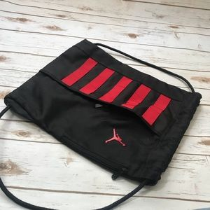 cb96e64b9fe2 Jordan Bags - Nike Jordan String Gym Bag